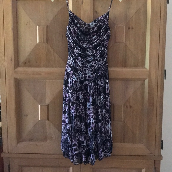 Diane Von Furstenberg Dresses & Skirts - Diane von Furstenberg Silk Evening Dress